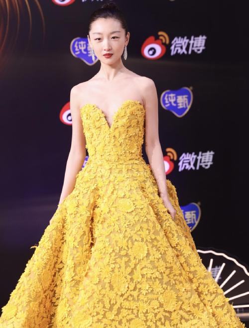 Trăm hoa đua sắc trên thảm đỏ Weibo - 4