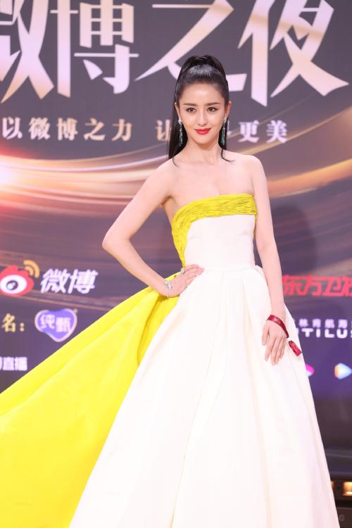 Trăm hoa đua sắc trên thảm đỏ Weibo - 2