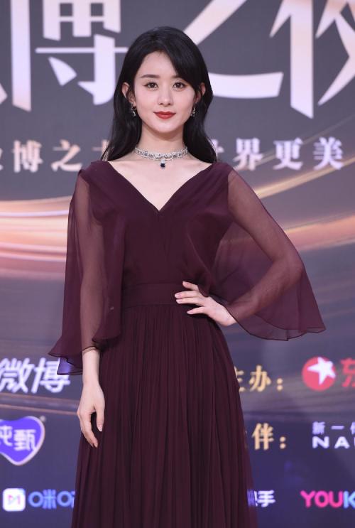 Trăm hoa đua sắc trên thảm đỏ Weibo - 14