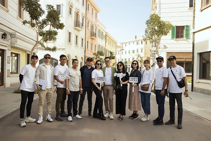 Đạo diễn Long Kan tìm bối cảnh cho Fashion Voyage 3 - 2