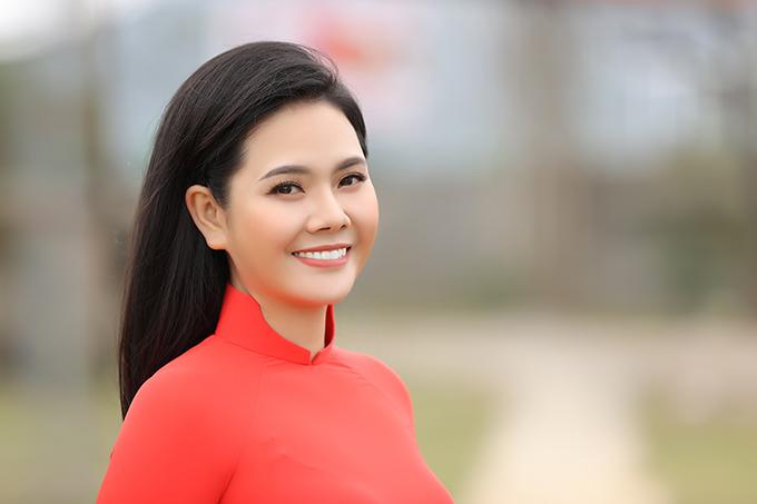 Ca sĩ Lương Nguyệt Anh.