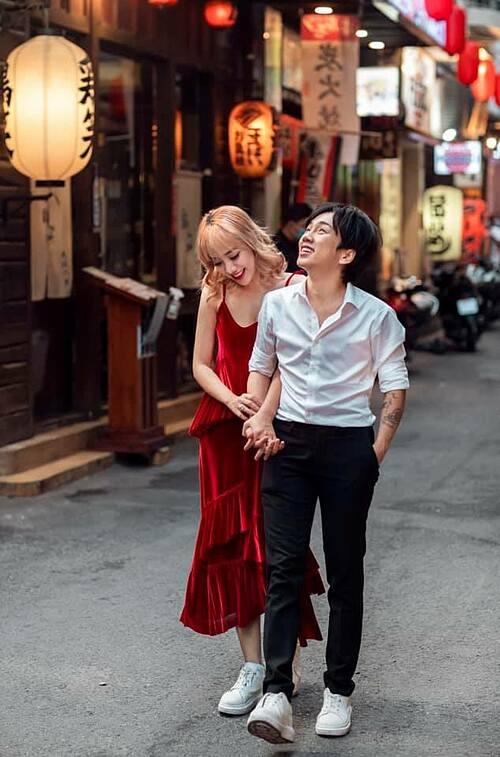 Miko Lan Trinh tận hưởng hạnh phúc mỗi ngày bên bạn trai chuyển giới.