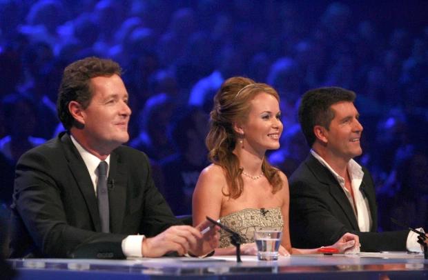 Piers Morgan từng được Simon Cowell mời làm giám khảo Got Talent Anh.