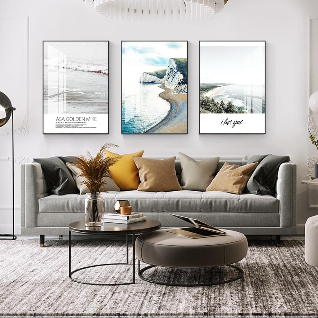 Tranh treo tường tráng gương pha lê cao cấp phong cách the nordic (40x60x3cm) - Đen 599.000đ(- 46 %)Số lượng: 03 tấmKích thước: 40x60x3cm hoặc 50x70x3cmDễ dàng tháo lắp, không cần khoan đục tườngSản phẩm thích hợp để trang trí nội thất hoặc làm quà tặngTranh trang trí nhà ở là bí quyết hoàn hảo giúp bạn thay đổi không gian sống một cách nhanh chóng và dễ dàng, mà vẫn đảm bảo tính thẩm mỹ và sáng tạo.Bề mặt tranh phủ bóng tráng gương sang trọng chống nước giữ màu sắc tươi sáng vĩnh viễnCông nghệ in UV cao cấp hình ảnh tranh chân thực sắc nét lôi cuốn