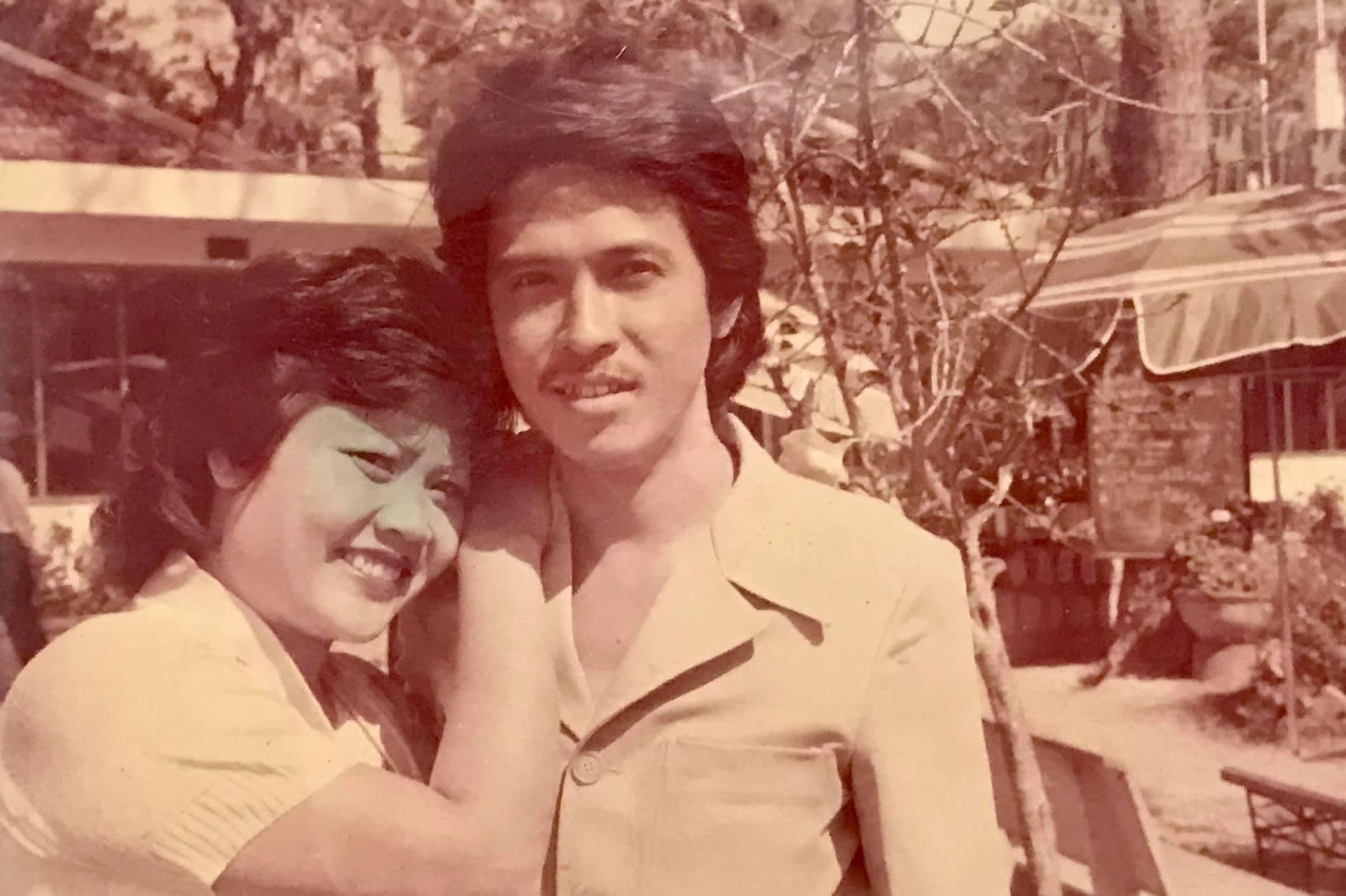 Những bức ảnh hiếm hoi của gia đình diễn viên Thanh Duy chụp năm 1983 vẫn được lưu giữ đến hiện tại.