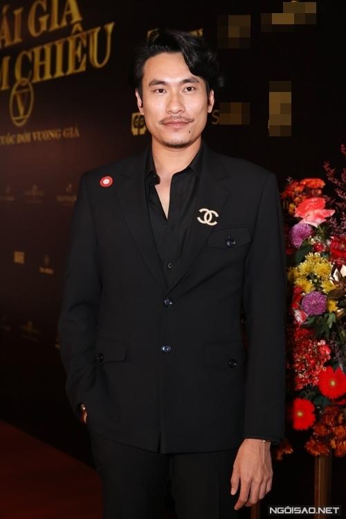Diễn viên Kiều Minh Tuấn.