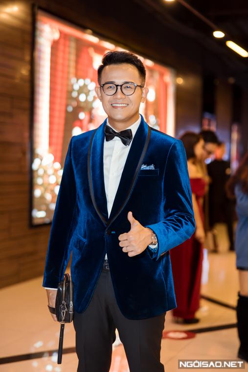 MC Đức Bảo đảm nhận vai trò dẫn dắt chương trình.