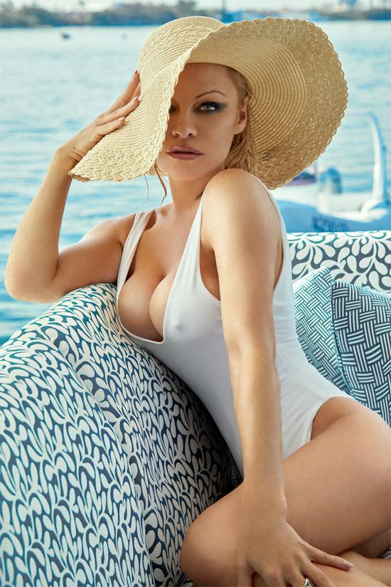 Pamela - ngôi sao phim truyền hình Baywacth và là biểu tượng gợi cảm của Hollywood - đã sống tại ngôi nhà ở Malibu suốt hai thập kỷ từ khi cô mua vào năm 2000 với giá 1,8 triệu USD.