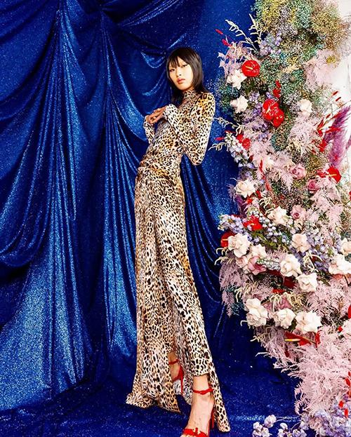 Ngoài việc casting cho các show ở tuần lễ thời trang thế giới, Phương Oanh còn nhận được các hợp đồng chụp ảnh quảng cáo cho nhiều thương hiệu và nhãn hàng nổi tiếng.