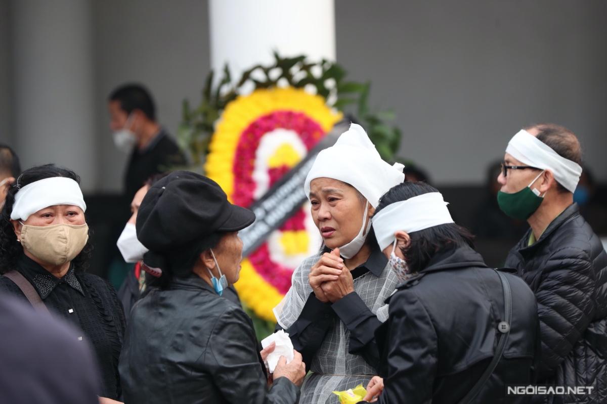 Người thân của NSND Trần Hạnh