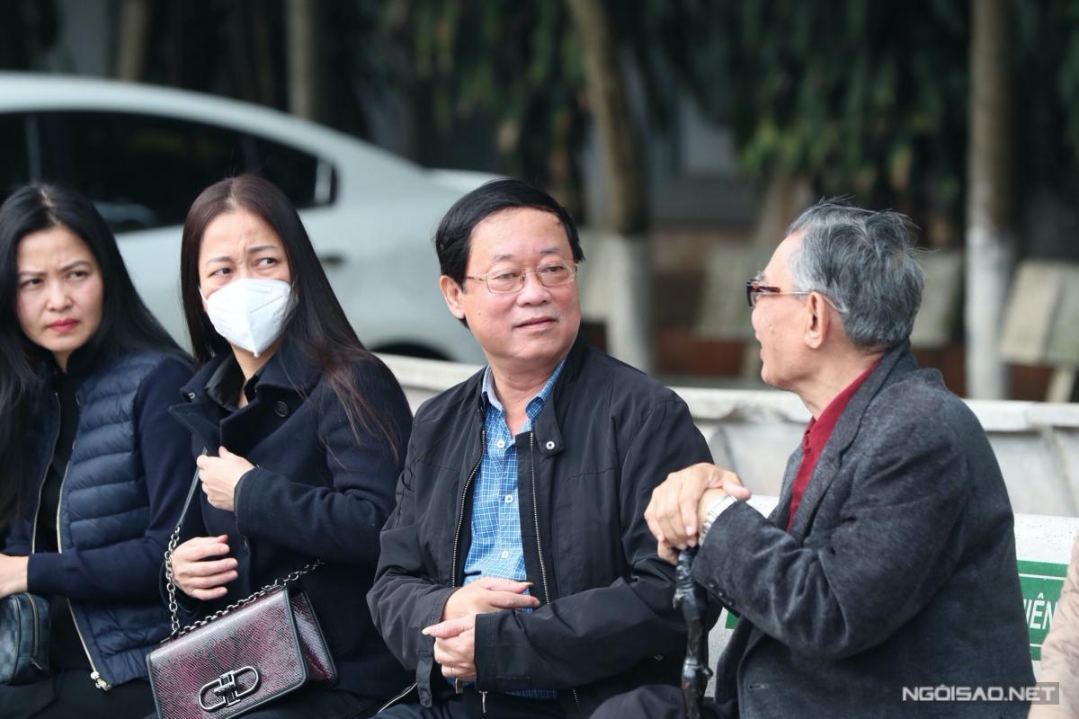 NSƯT Phú Thăng cũng lặng người trước sự ra đi của NSND Trần Hạnh.