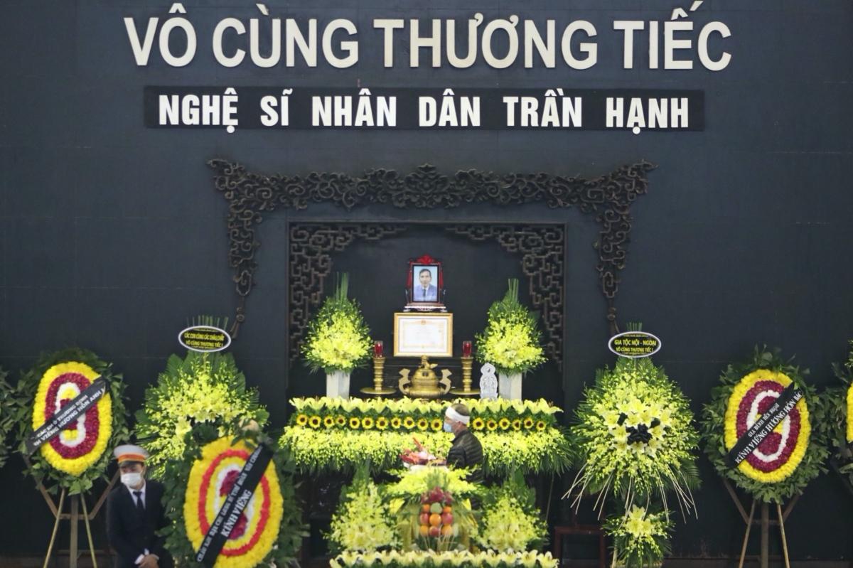 Nghệ sĩ Trần Hạnh qua đời lúc 2h50 sáng 4/3, hưởng thọ 92 tuổi.