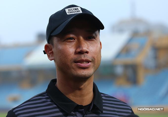 Chia sẻ sau trận đấu, Như Thành cho biết thất bại trước đội bóng mạnh như Hà Nội là điều không tránh khỏi. Anh