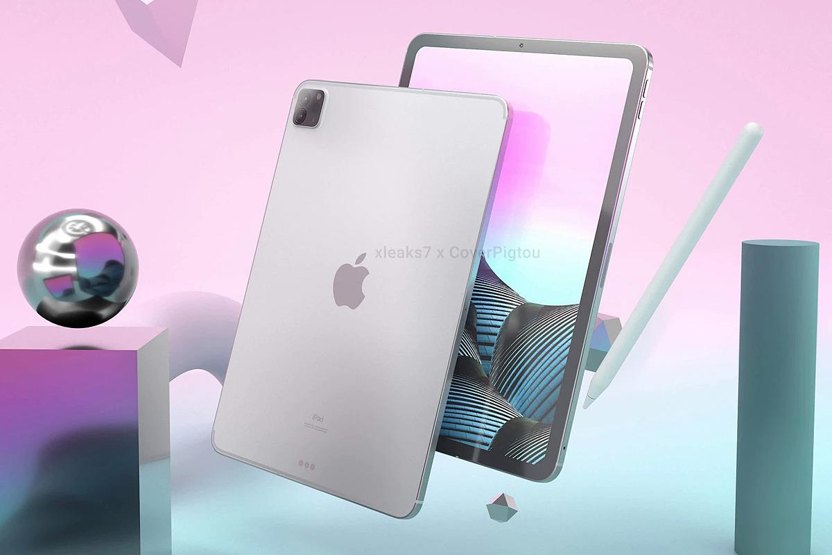 Ảnh dựng các thiết bị mới của Apple. Ảnh: Phonearena.
