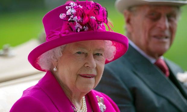Nữ hoàng Anh Elizabeth II. Ảnh: AP.