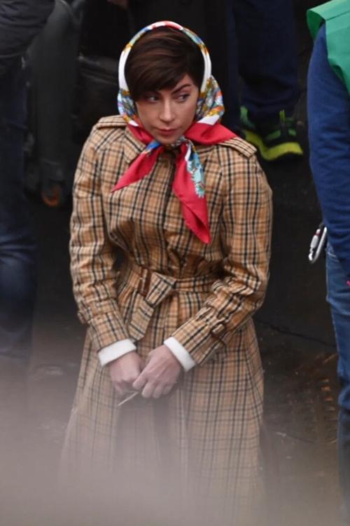 Đây là vai diễn mới nhất của Lady Gaga kể từ phim A Star Is Born (Vì sao vụt sáng) năm 2018.