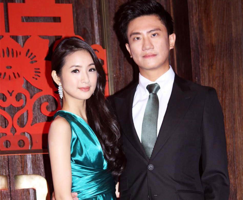 Lâm Y Thần và chồng.