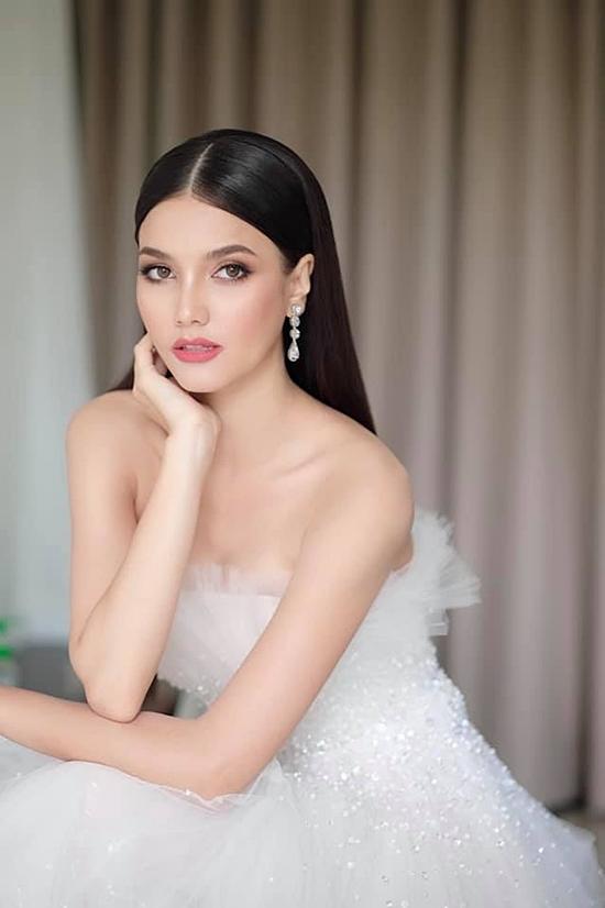 Hoa hậu đẹp nhất lịch sử Lào dự thi Miss Universe 2020 - 10
