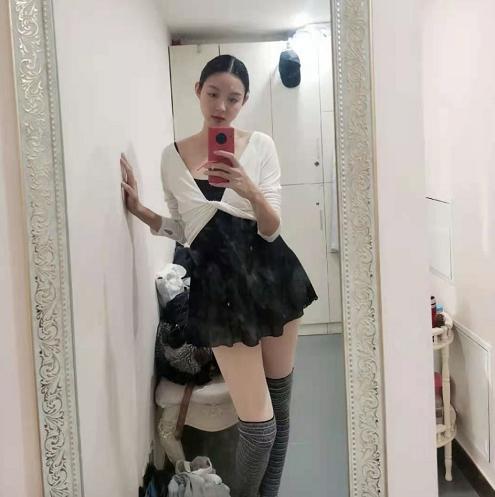 Hoa hậu Trương Tử Lâm mang thai tháng thứ 7.