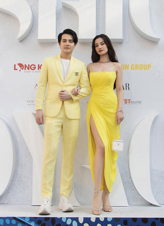 Đông Nhi show thứ hai của Fashion Voyage 3 chiều 20-3 Lê Thanh Hòa
