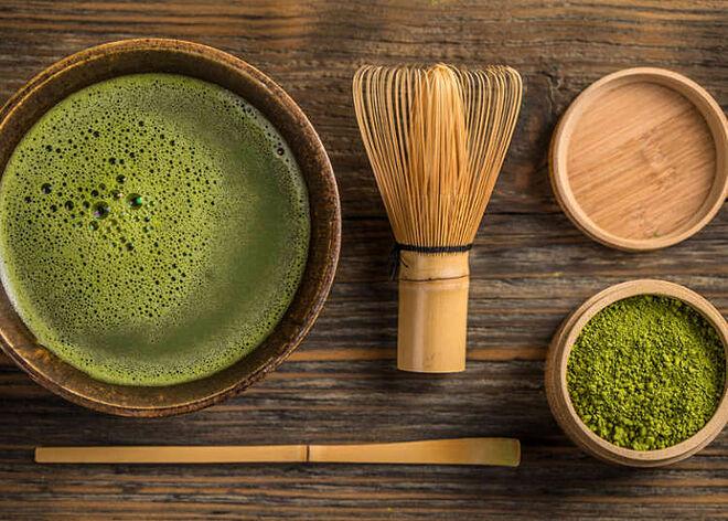 Không chỉ uống trà xanh, phụ nữ Nhật còn dùng nguyên liệu này để làm mặt nạ dưỡng da.