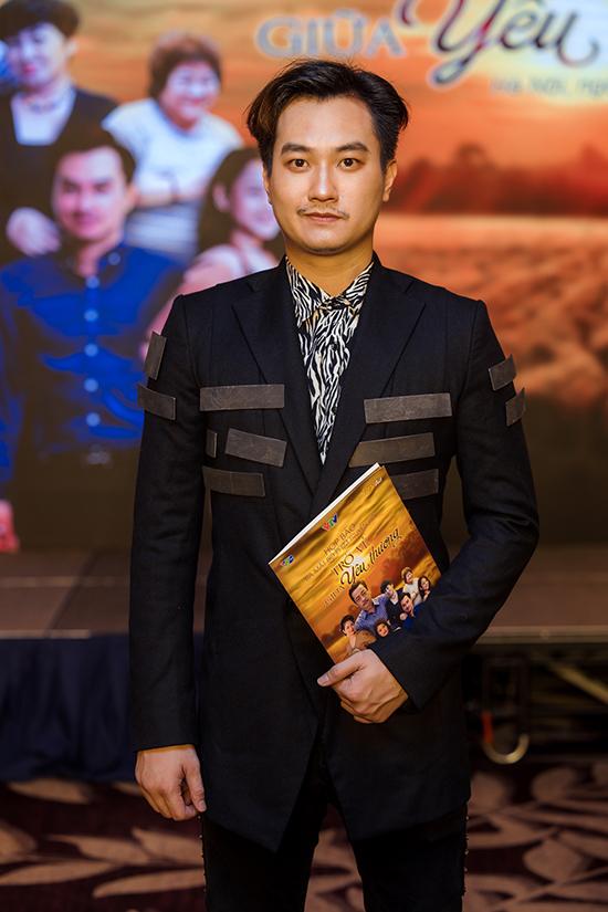 Diễn viên Anh Tuấn.