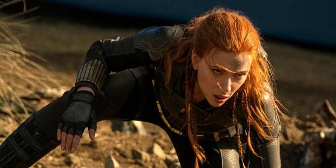 Phim Black Widow liên tục lùi chiếu.