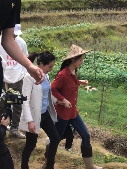 Triệu Lệ Dĩnh bắt đầu quay phim Hạnh Phúc đến Vạn gia từ tháng 9 năm ngoái. Cô đóng vai chính Hạnh Phúc, một phụ nữ nông thôn làm đủ thứ nghề để chăm lo cho gia đình. Đóng phim này, Triệu Lệ Dĩnh gần như để mặt mộc.