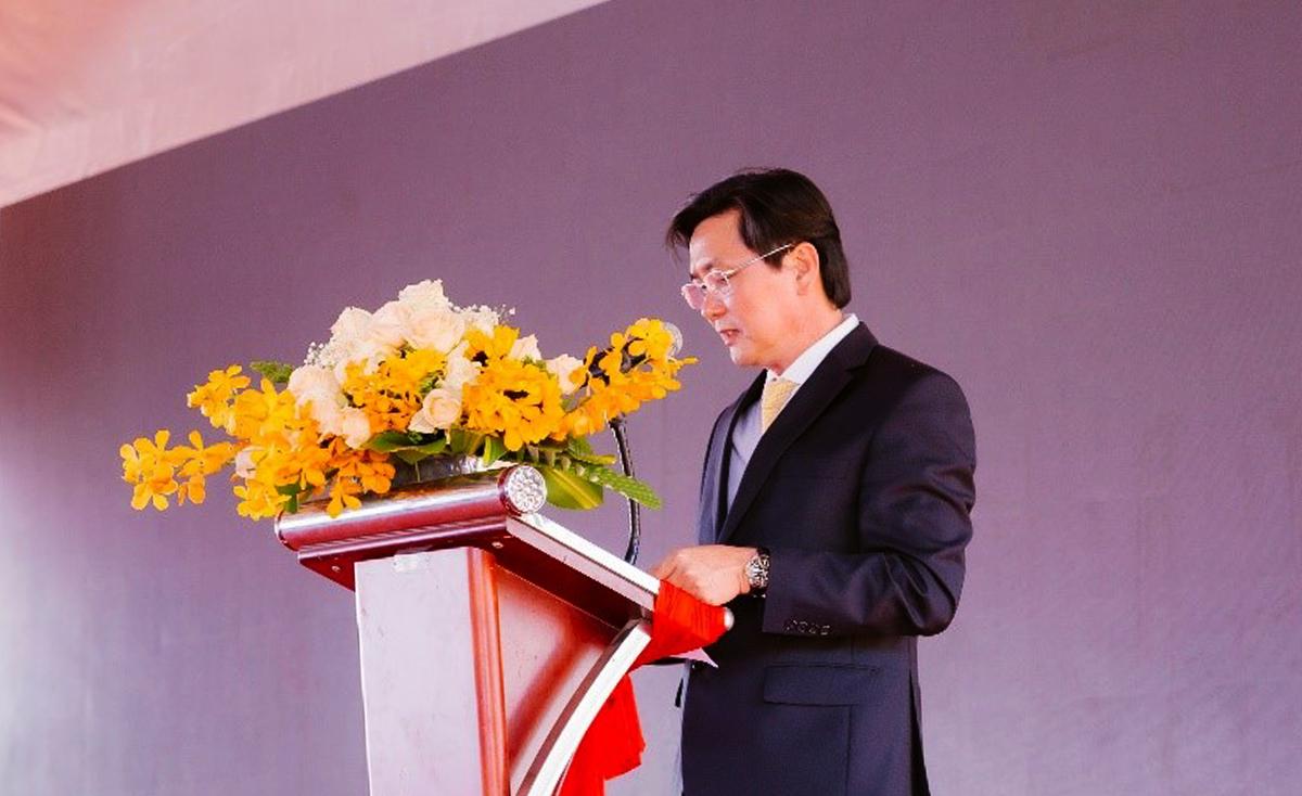 ông Trần Minh Đức, Tổng giám đốc Công ty Thành Phương
