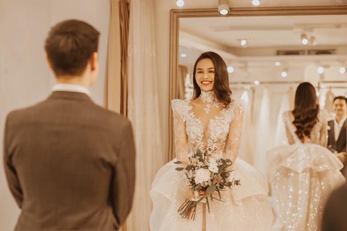Chú rể bí mật tìm NTK váy cưới cho một nửa của mình - 10
