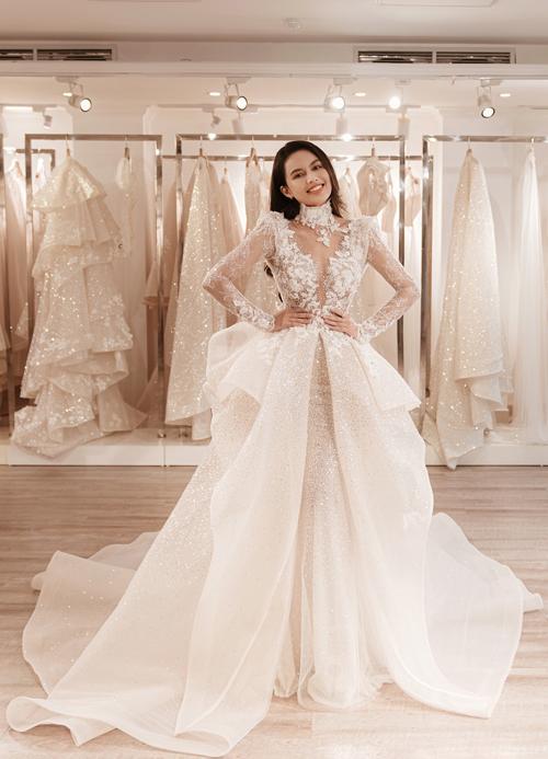 Chú rể bí mật tìm NTK váy cưới cho một nửa của mình - 12