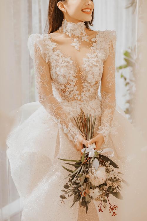 Chú rể bí mật tìm NTK váy cưới cho một nửa của mình - 18