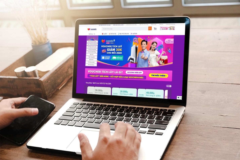 Lễ hội mua sắm mừng sinh nhật lần thứ 9 của Lazada diễn ra từ 27-29/3 mang đến hàng triệu ưu đãi độc quyền cho người dùng. Ảnh: Lazada Việt Nam.