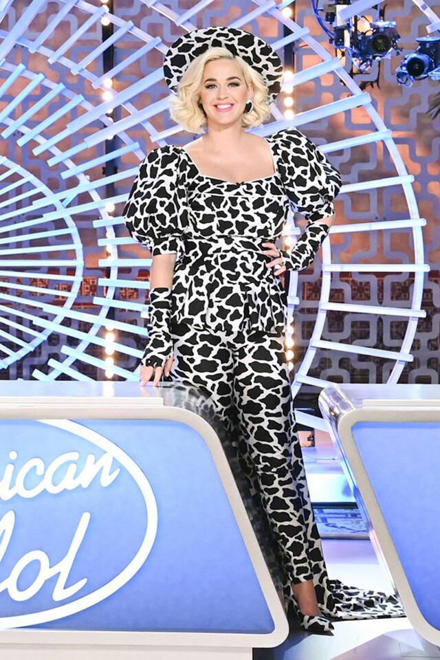 Ca sĩ Katy Perry từng hứa sẽ trở lại Việt Nam trình diễn vào năm 2018. Ảnh: ABC.