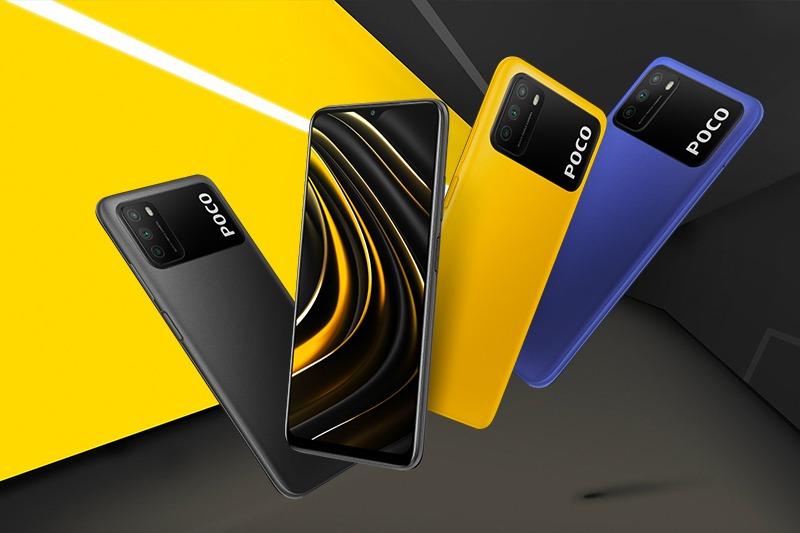 Nếu đang tìm một chiếc smartphone tích hợp đủ khả năng chụp ảnh sống ảo với mức giá dưới 5 triệu đồng, điện thoại POCO M3 sẽ là lựa chọn phù hợp cho bạn. Sở hữu chip Qualcomm Snapdragon 662, dung lượng pin 6.000 mAH cùng bộ ba camera AI 48 Megapixels, POCO M3 hoàn toàn có thể đáp ứng nhu cầu giải trí, lướt web, chụp ảnh lẫn các tính năng cơ bản khác của một chiếc smartphone tầm trung.Trong đêm sinh nhật 27/3, Lazada mở bán POCO M3 với mức giá ưu đãi đặc biệt, chỉ 2,890 triệu đồng, giảm đến 27% so với giá gốc. Xem thông số kỹ thuật của máy và đặt mua trước tại đây.