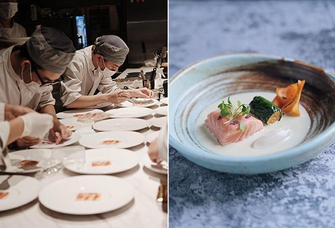 Hai nhà hàng sáng tạo ở Việt Nam lot top nhà hàng tốt nhất châu Á - 2