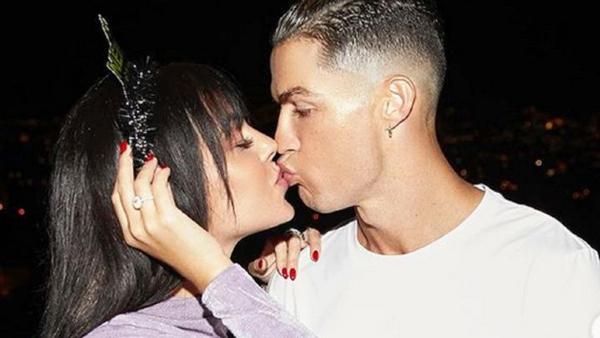 C. Ronaldo và Georgina Rodriguez gắn bó suốt 5 năm nay.