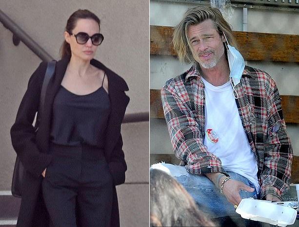 Angelina Jolie và Brad Pitt kéo dài vụ ly hôn từ năm 2016.