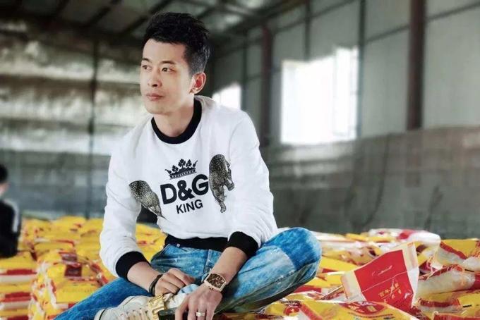 Xinba - ông hoàng livestream của Trung Quốc. Ảnh: SCMP.