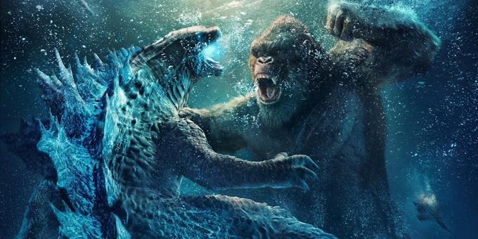 Godzilla vs. Kong đầu tư lớn về kỹ xảo hình ảnh.