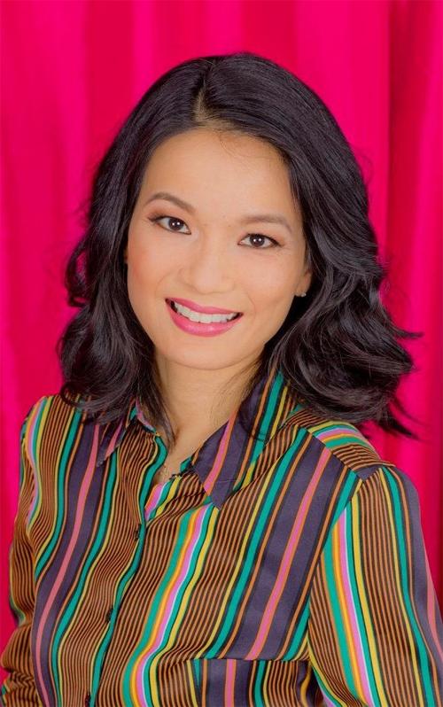 Luật sư ly hôn nổi tiếng tại Los Angeles, Kelly Chang Rickert.