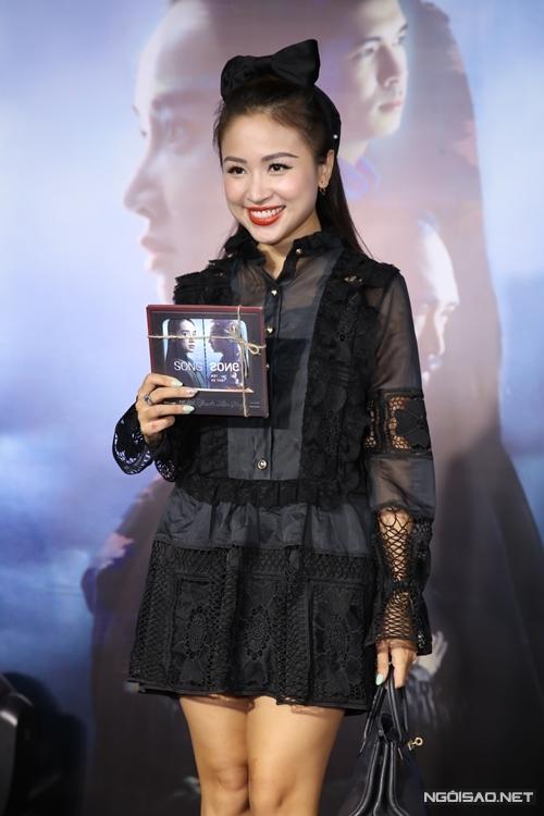 Diễn viên Thanh Vân Hugo.