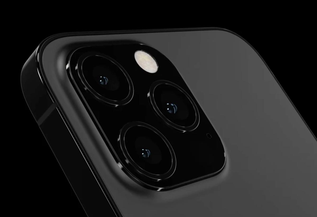 Thiết kế ý tưởng của iPhone 13.
