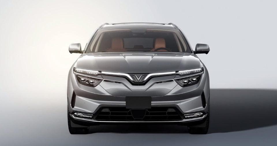 SUV điện mới của VinFast có thể là mẫu e35 bán tại Mỹ.