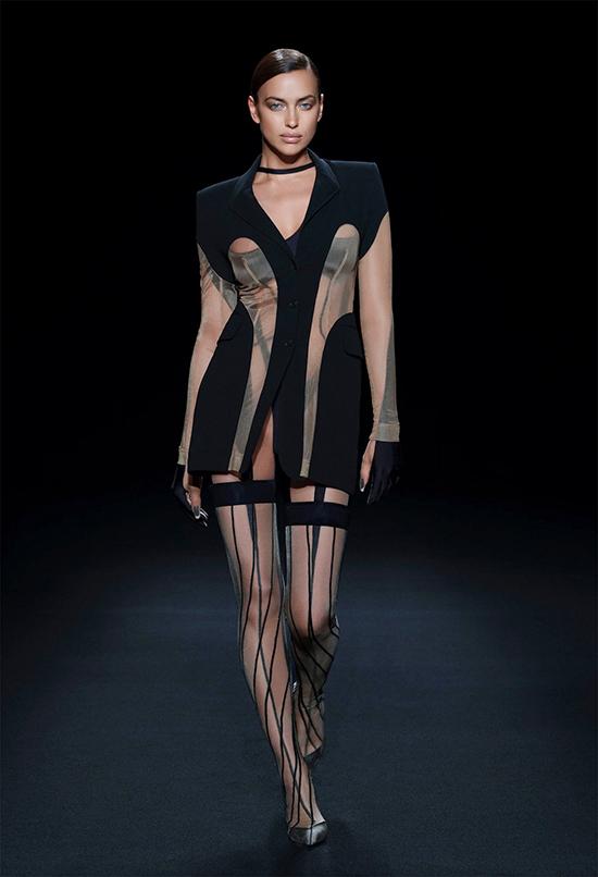 Người mẫu Nga Irina Shayk cũng