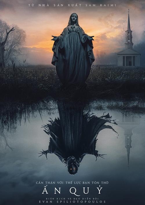 Ác quỷ trong phim Ấn quỷ (The Unholy) giả danh Đức Mẹ Maria, ban cho cô bé khiếm thính Alice khả năng nghe nói. Thông qua Alice, ác quỷ chữa bệnh cho nhiều người để chiếm lòng tin của họ. Thế nhưng, phía sau đó là một âm mưu tàn độc.