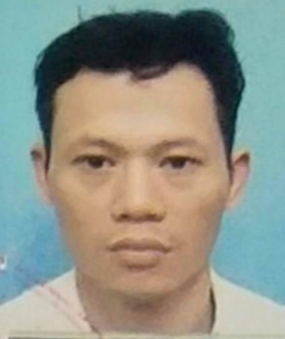 Nghi can Nguyễn Xuân Quý.