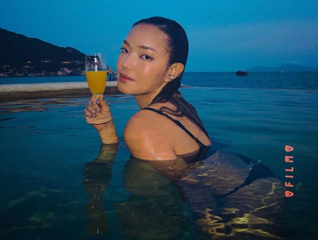 Châu Bùi mê đắm biển Khánh Hòa - 6