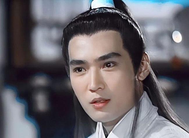 Tiêu Ân Tuấn trên màn ảnh Trung Quốc.
