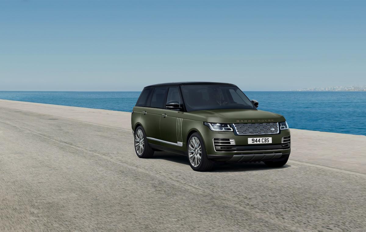 Range Rover SVAutobiography Ultimate mới ra mắt.